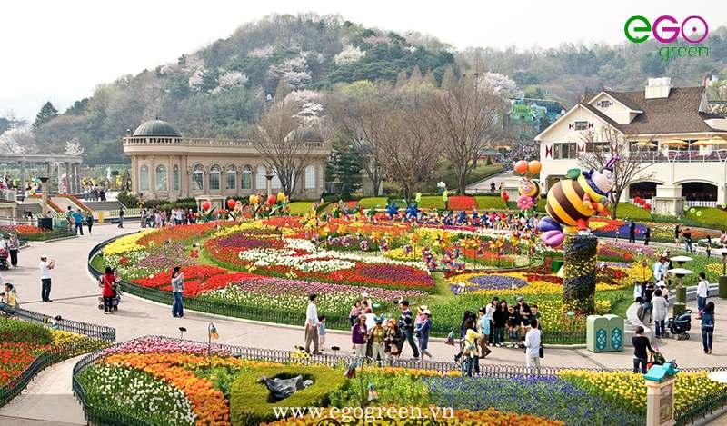 Bật mí các nguyên tắc thiết kế cảnh quan công viên!