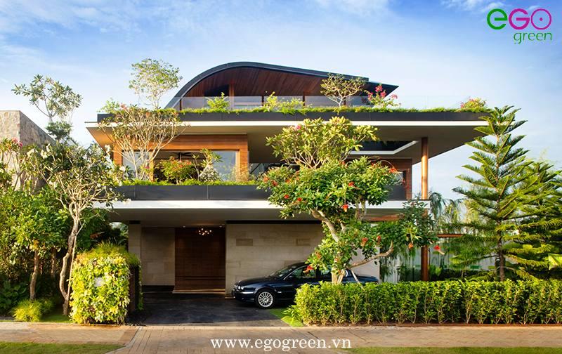 công trình kiến trúc xanh trên thế giới