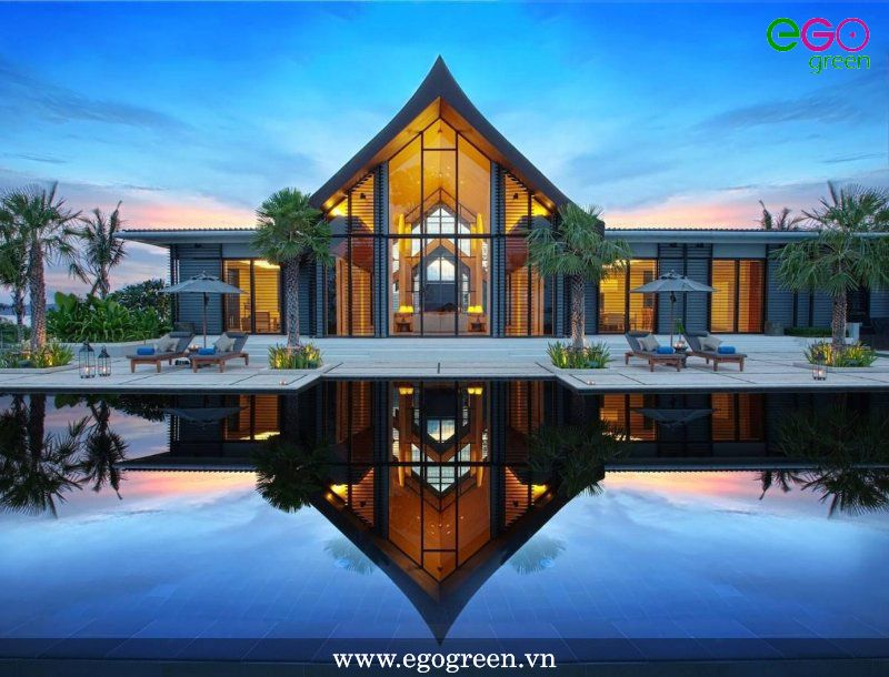 Tiêu chí kiến trúc xanh